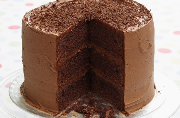Indulgent chocolate birthday cake recipe
