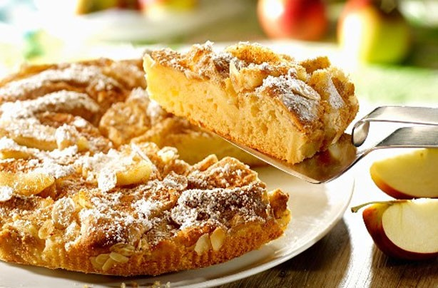 Basic apple cake recipe