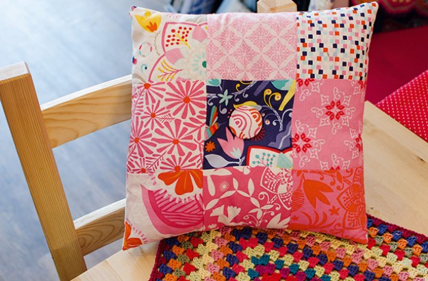 Essentials cushion cover craft
