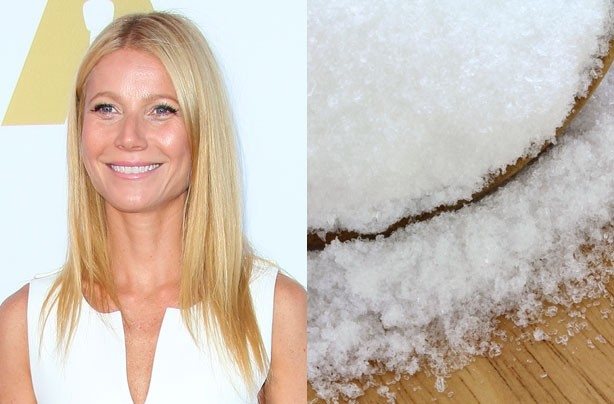 Gwyneth Paltrow, Epsom salts