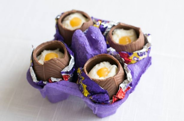 Ice cream Creme Eggs