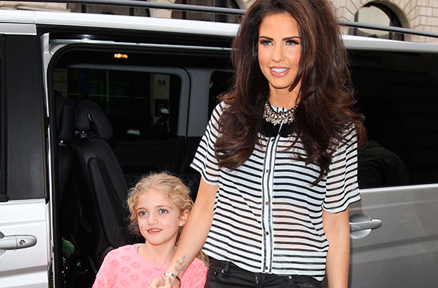 Katie Price says she WOULD let Princess have plastic surgery (but there's an age limit!)