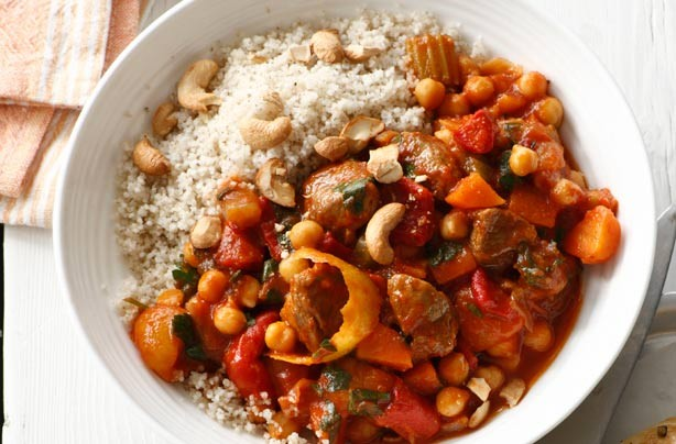 10 Easter leftover recipes - Spiced lamb tagine - goodtoknow