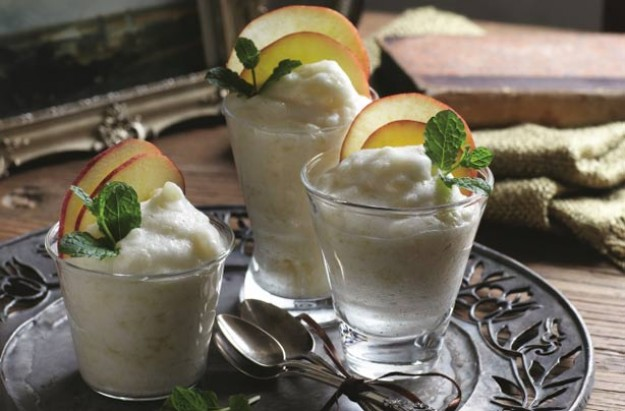 Slimming World's apple posset