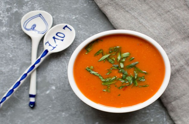 Creamy and Comforting Tomato Soup
