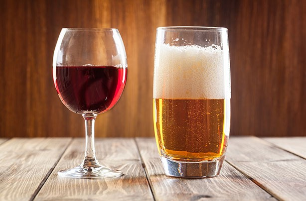 Cut back on booze to boost brain power