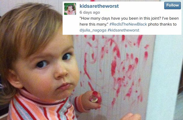 Thought your kids were bad? 19 children that'll make yours seem holy by comparison