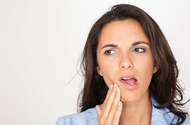 5 things causing sensitive teeth