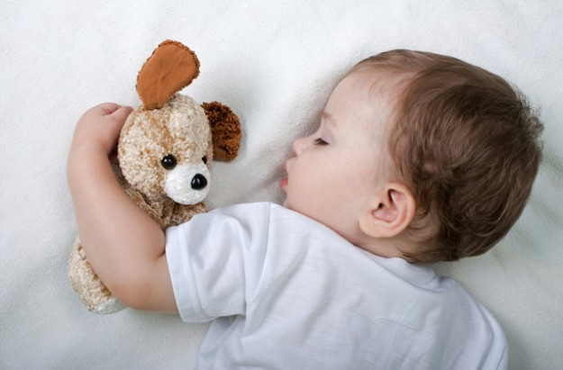 Baby sleeping, lullabies
