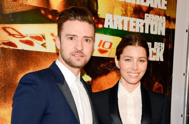 Justin Timberlake and Jessica Biel baby name