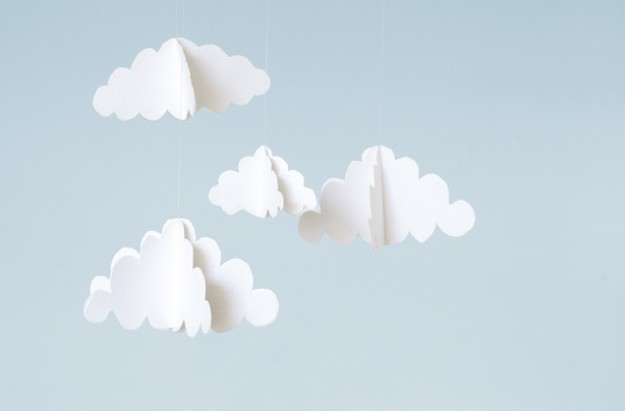 Homemade cloud mobile