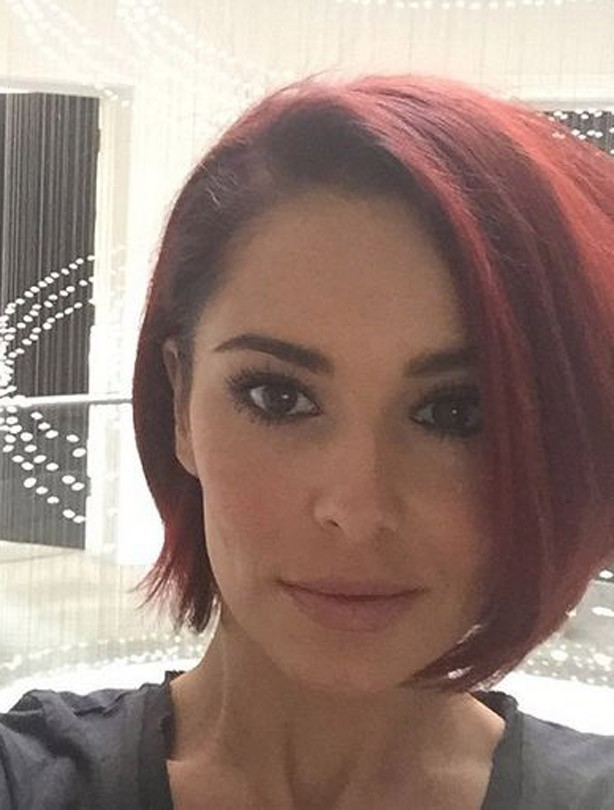 Cheryl Cole hairstyles