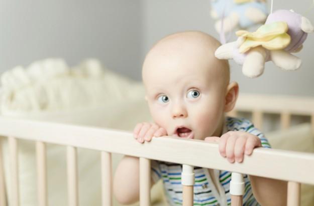 Baby in cot, worst baby names