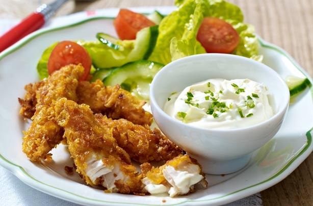 Cornflake chicken recipes easy