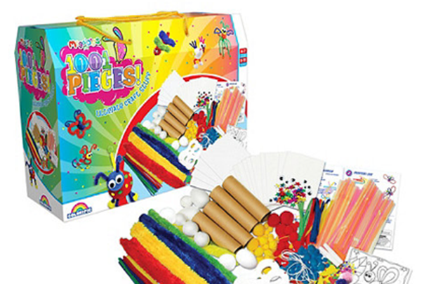 Debenhams Colorific 1001 piece craft set