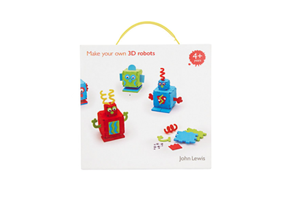 Robot craft set