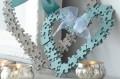 Essentials jigsaw heart wreath craft