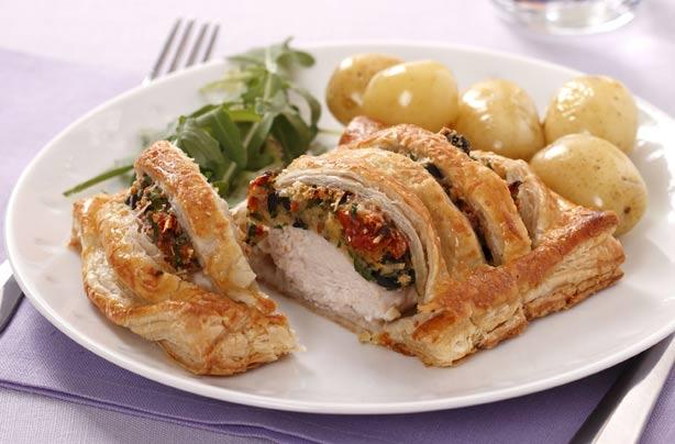 Mediterranean chicken parcels recipe goodtoknow forumfinder Images