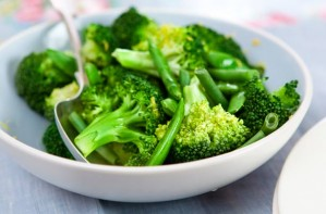 Green vegetable medley