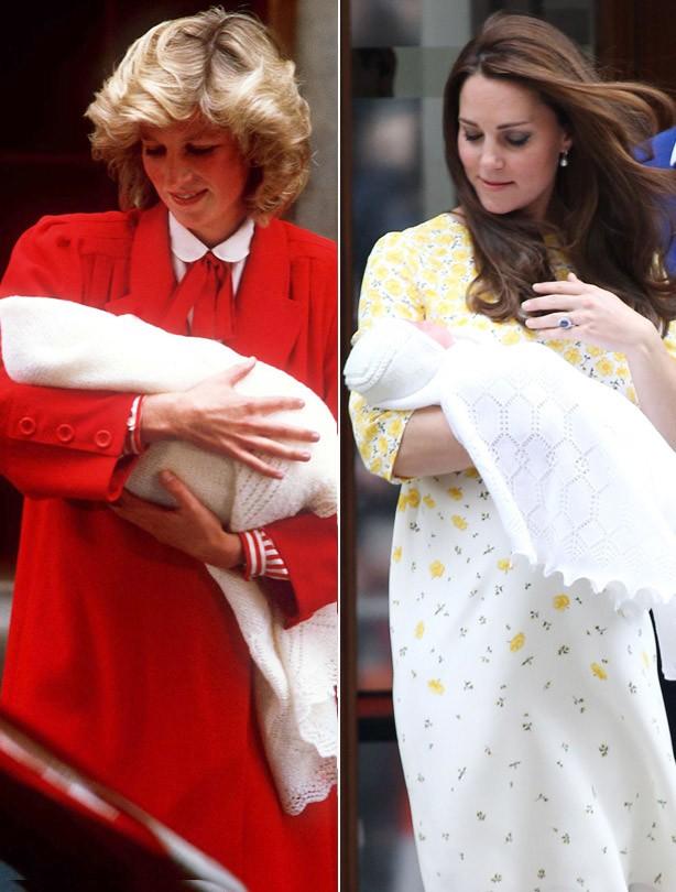Royal baby births