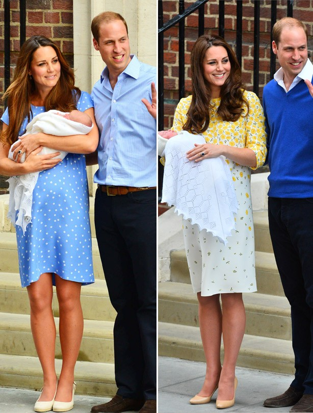 Royal baby births