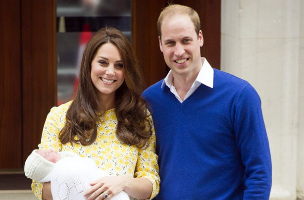 Princess Charlotte pictures