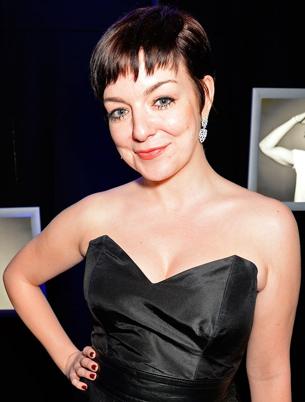 Sheridan Smith hairstyles