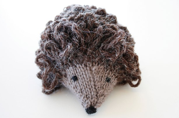 Free knitting patterns - Knitting pattern: Toy hedgehog ...