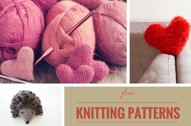 Free Online Knitting Patterns For Toys images