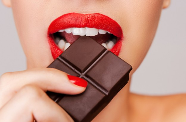 Why chocolate is good for you