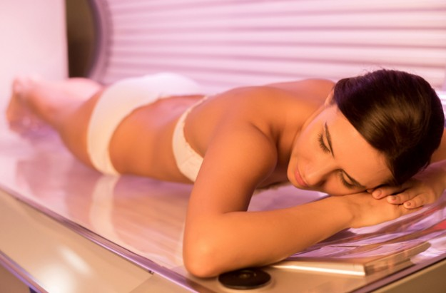 Is it safe to use a sunbed?