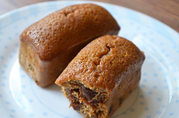 Low-sugar malt loaf bars