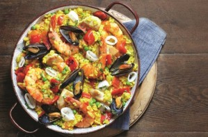 Slimming World's mixed paella