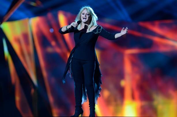 Bonnie Tyler, Eurovision