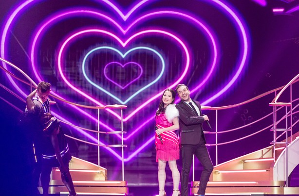 Electro Velvet, Eurovision