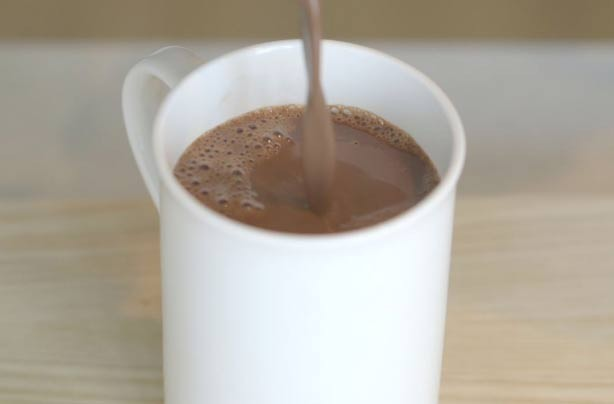Food hack: How to make hot chocolate with real chocolate