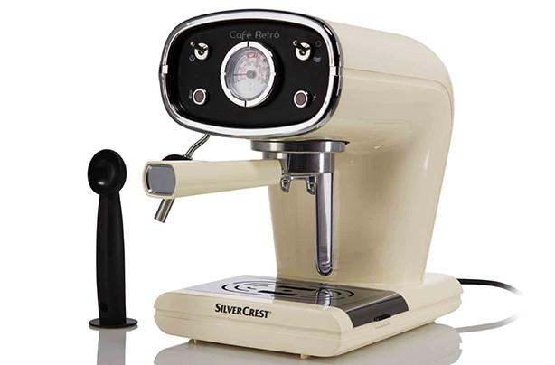 Lidl's espresso machine
