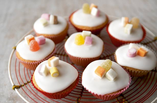 English fairy cake recipe