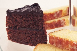 Mary Berry's chocolate cake