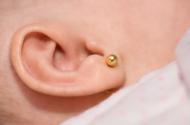 What Age Should Children Have Their Ears Pierced