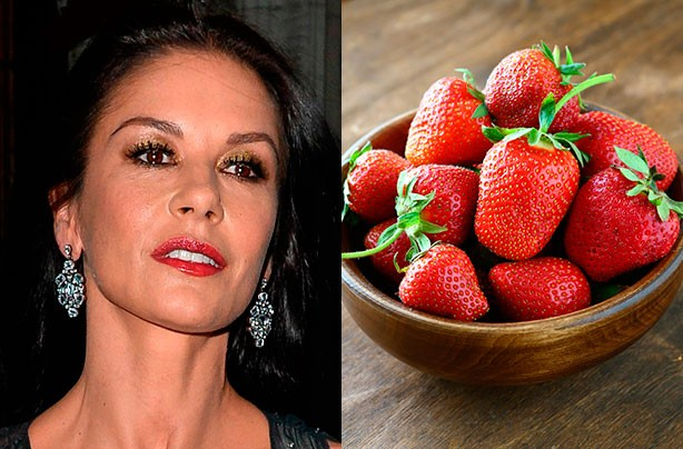 Catherine Zeta-Jones' bargain beauty secret