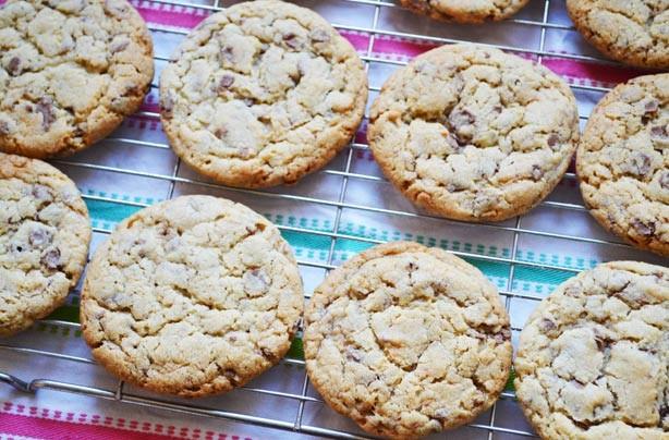 Maltesers cookies