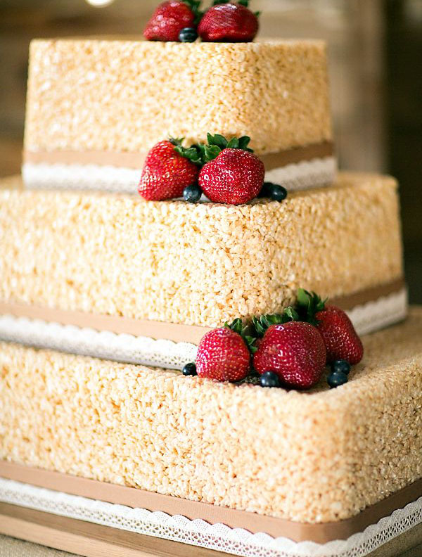 Wedding cake alternatives goodtoknow