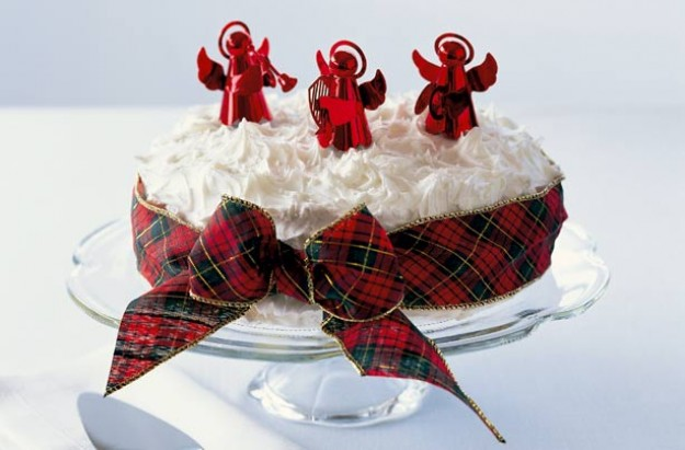 Inch Square Christmas Cake Recipe