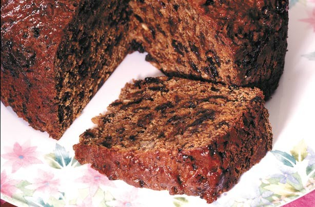 Rosemary Conley's low-fat Christmas cake