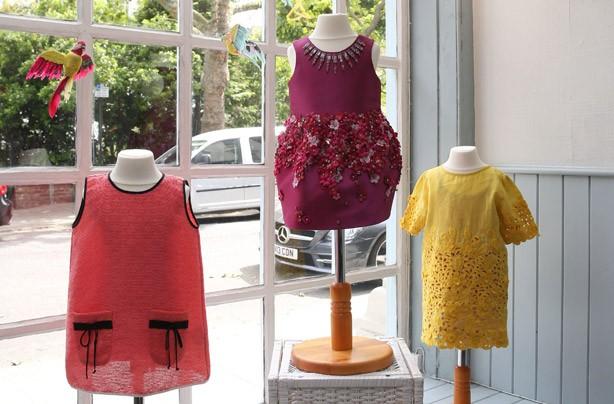 Harper Beckham's dresses for sale