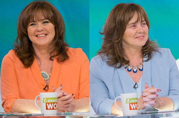 Coleen Nolan without makeup