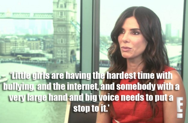 Sandra Bullock, World's Most Beautiful Woman Interview
