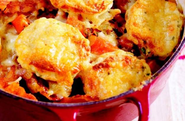 Rachel Allen's chicken casserole