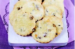 Rachel Allen's squashed fly biscuits